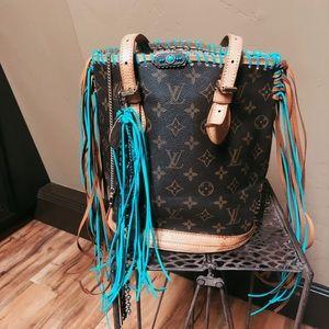 Authentic vintage Louis Vuitton Bucket bag